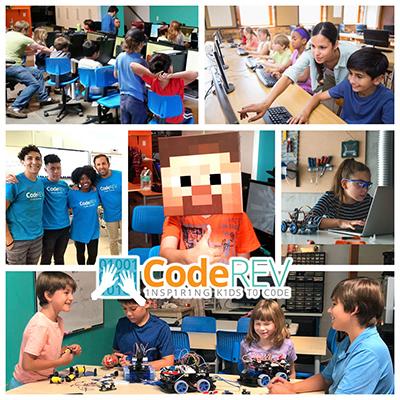 Camp CodeREV Kids
