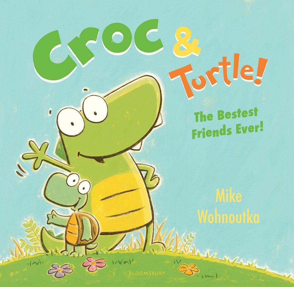 picture books croc & turtle