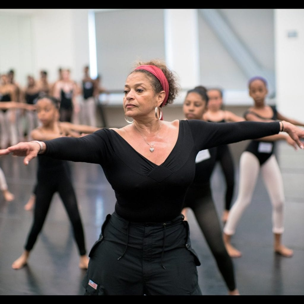 Dancer Debbie Allen offers virtual workouts