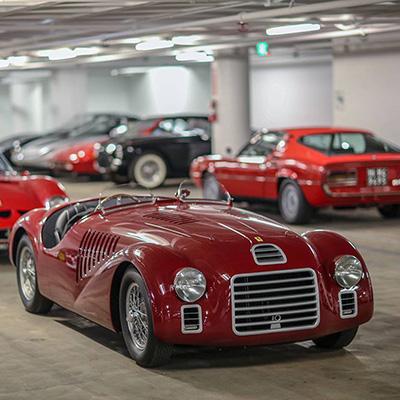 Petersen Automotive Museum Virtual Vault Tour