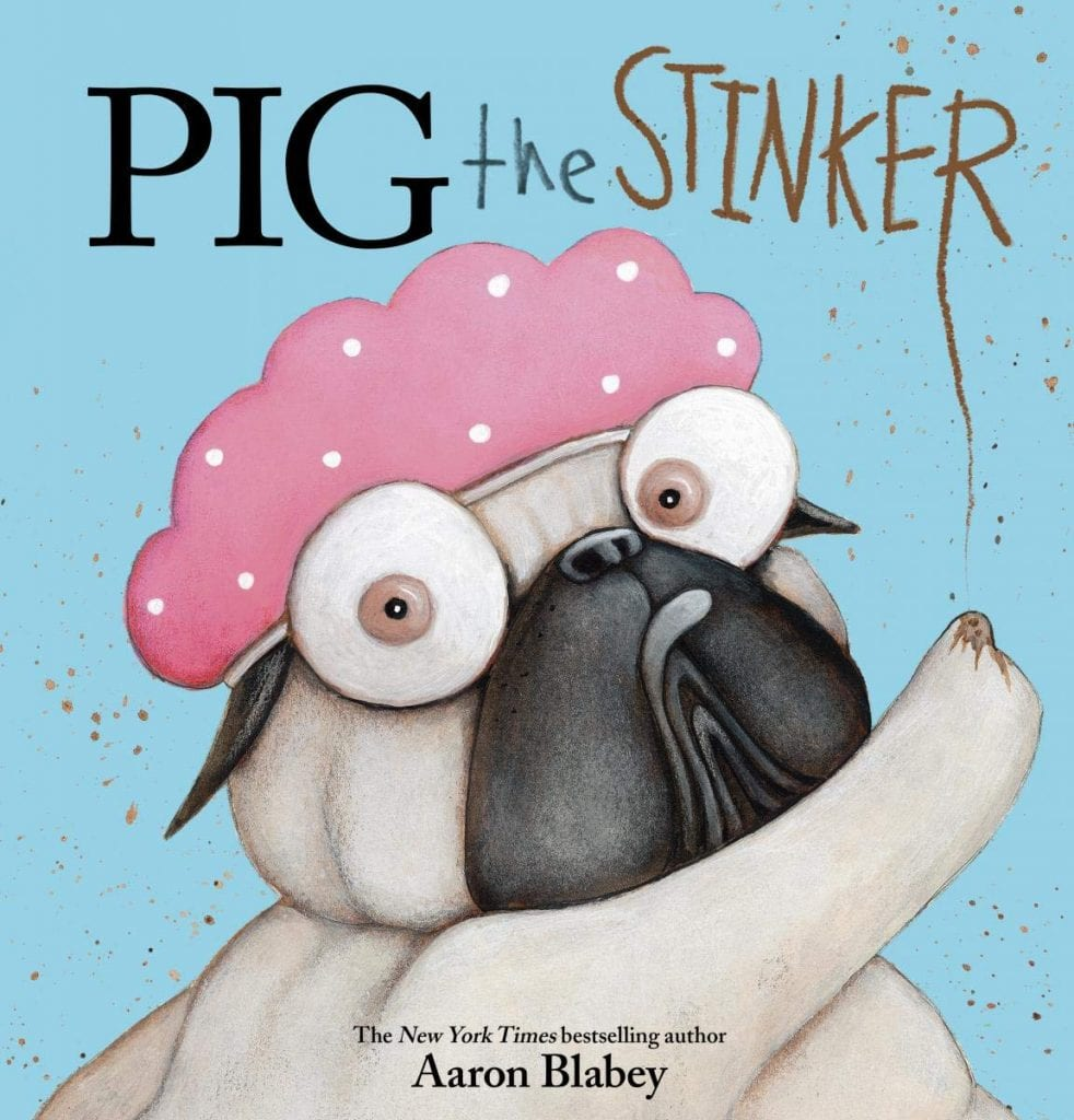 picture books Pig the Stinker