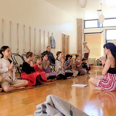 Virtual Kids Yoga with Christina Conte