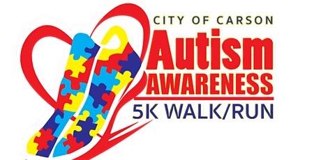 City of Carson Autism Awareness Day & 5K Run/Walk