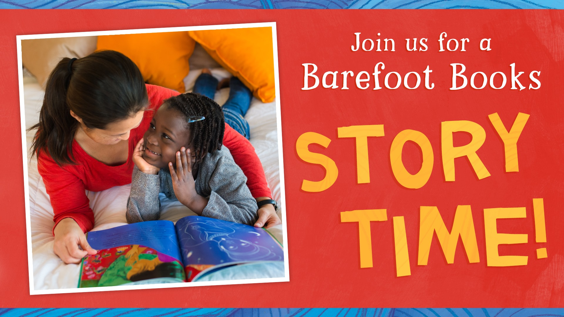 Barefoot Books Bilingual Story Time