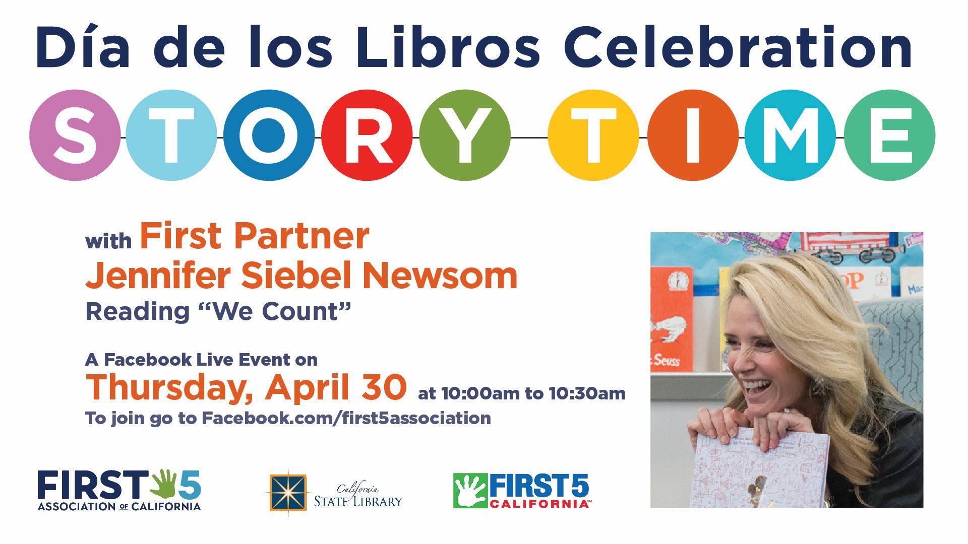 Virtual Dia de los Libros Celebration