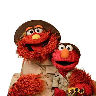 Explore the Grand Canyon with Elmo and Murray