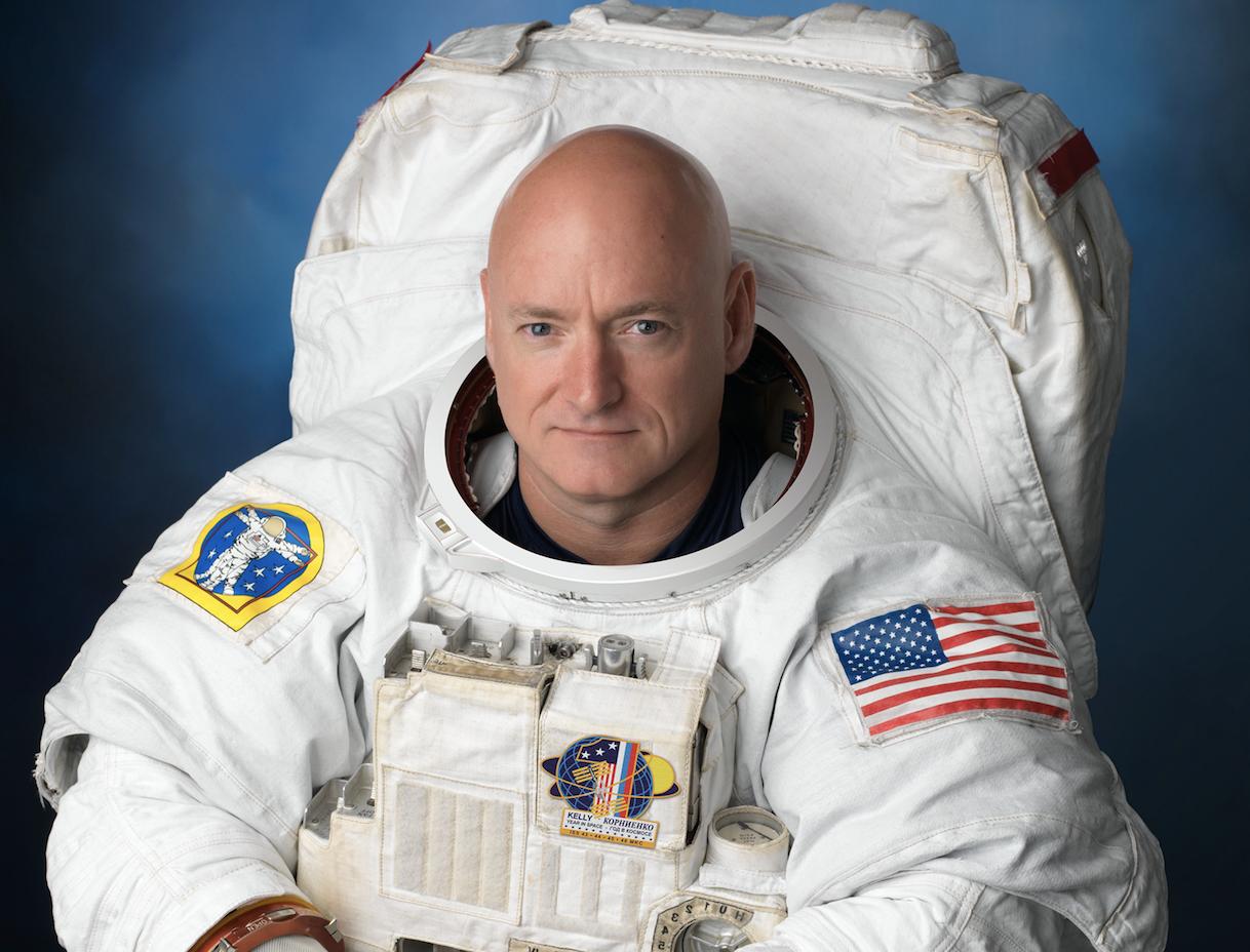 Livestream Conversation with Astronaut Scott Kelly