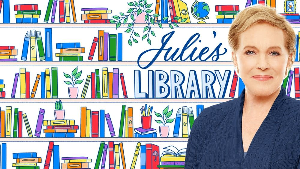 Julie's Library Story Time Podcast