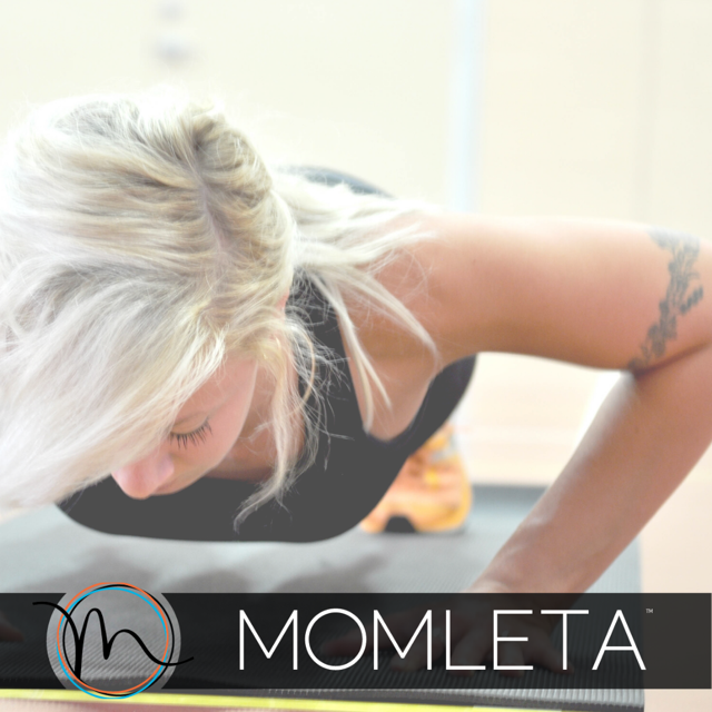 Momleta Core Workouts for Moms