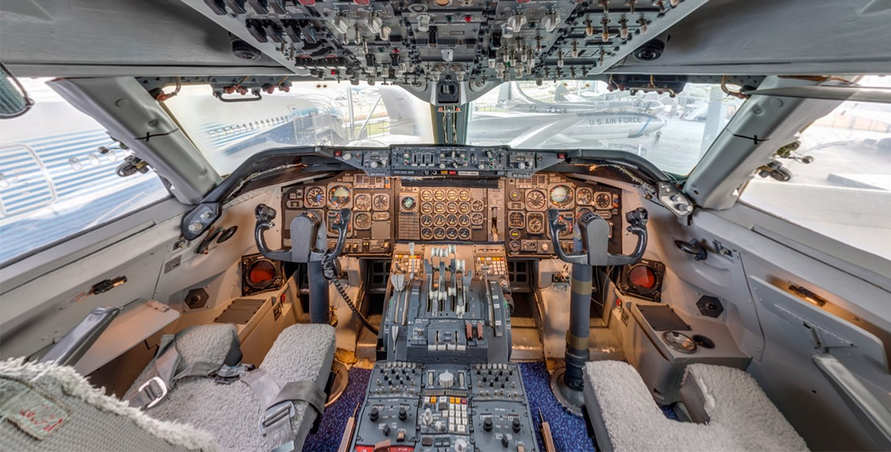 Museum of Flight Virtual Tours