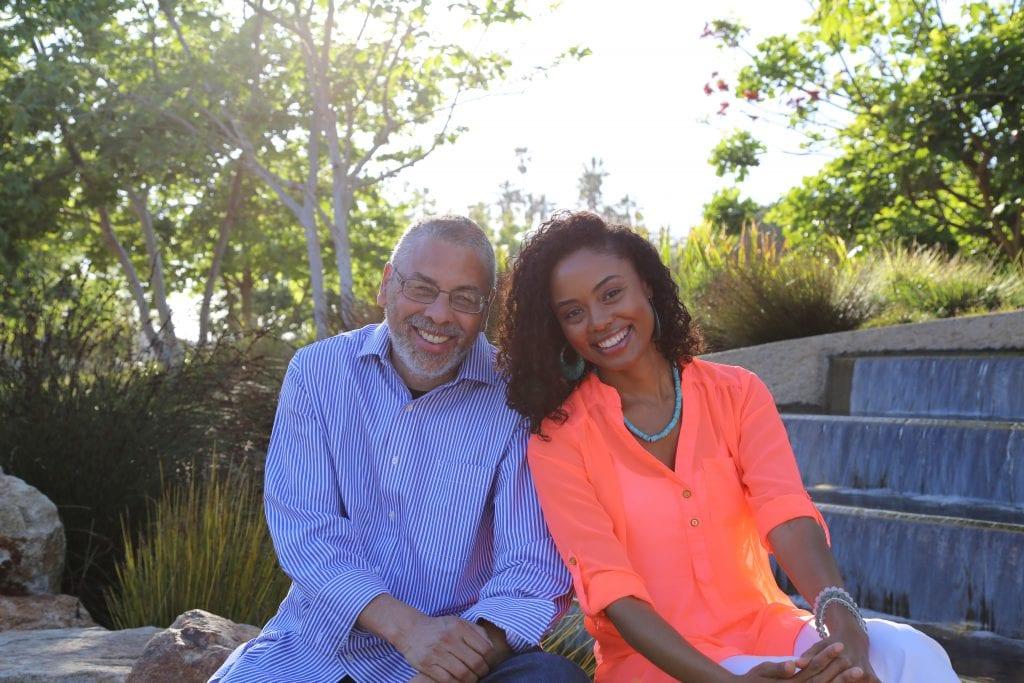 Peter Harris and Adenike Harris of Pops'nAde