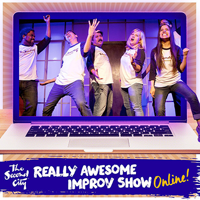 The Really Awesome (Virtual) Improv Show