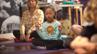 Vibras Meditation Livestream Classes for ages 4-7