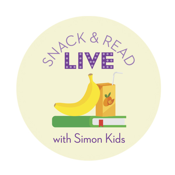 Snack and Read Live with Simon Kids