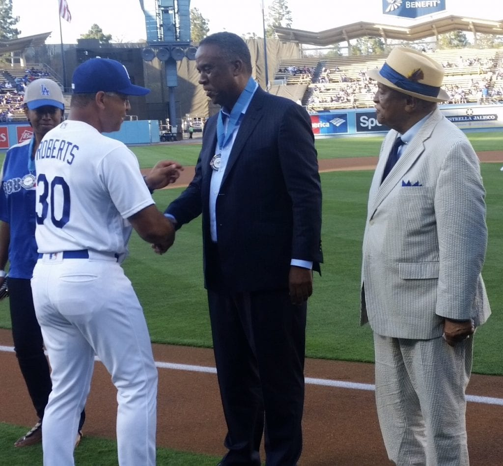 Dave Roberts community