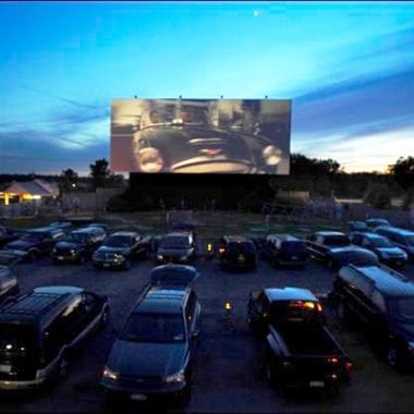 Selena at Electric Dusk Drive In