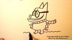 Dav Pilkey: How to Draw Piggy and Barky McTreeface