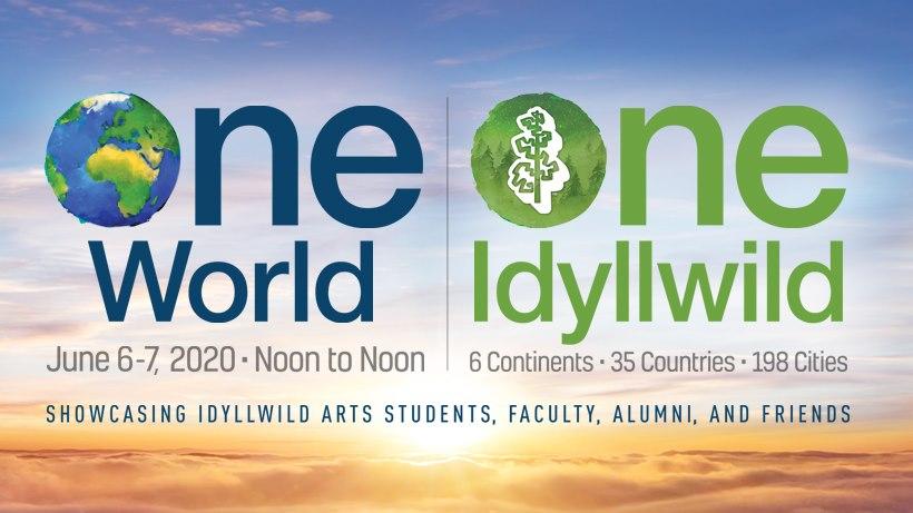 Idyllwild Arts Virtual Fundraising Event