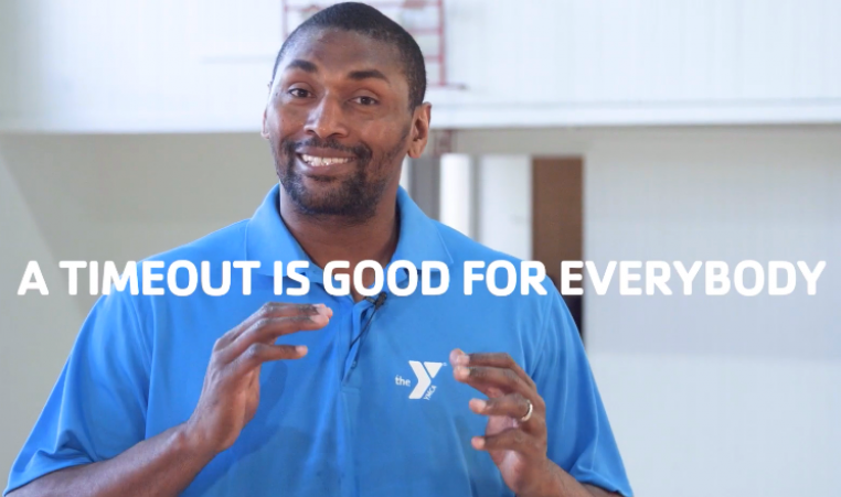 Take a Timeout with Metta World Peace
