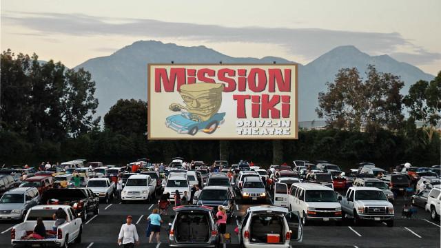 L.A. Drive-ins Mission Tiki