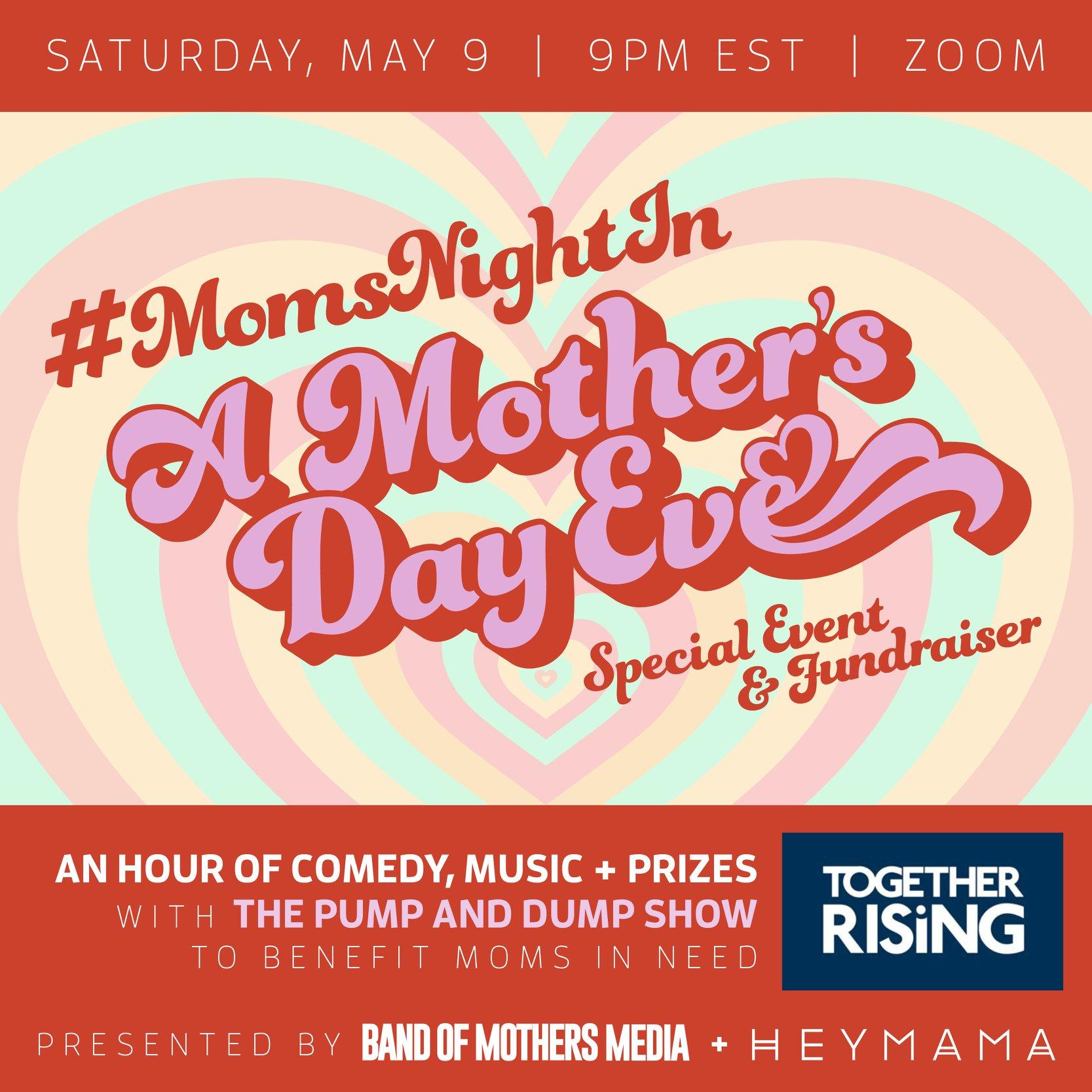 Moms' Night In Show