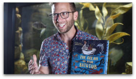 """Virtual Reading Event- """"The Ocean in Your Bathtub"""""""