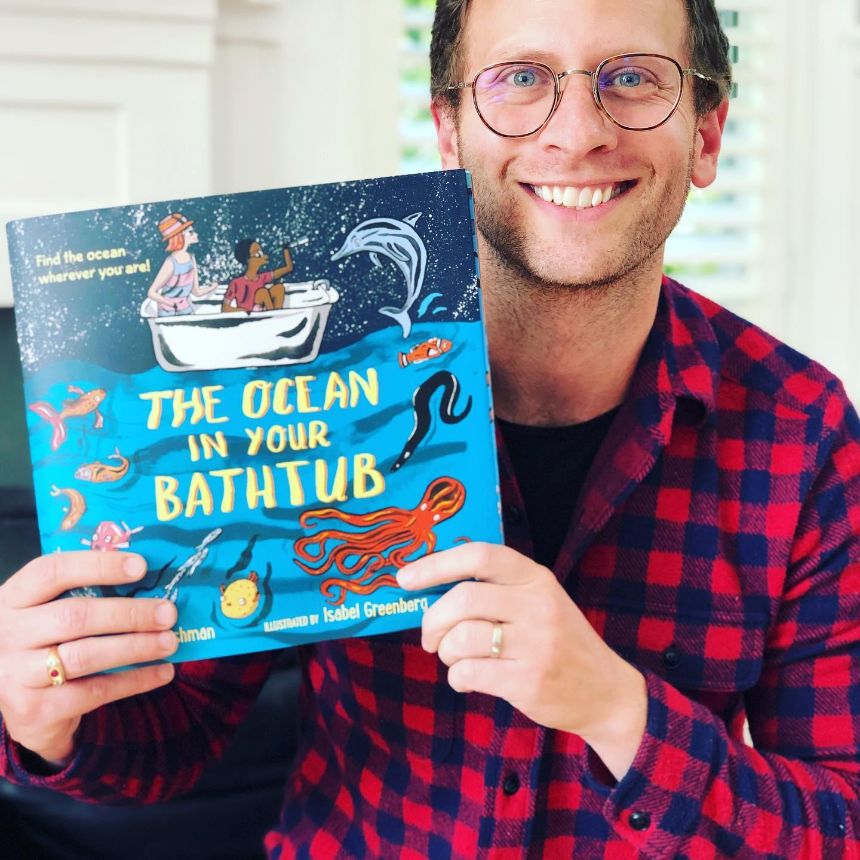 """Virtual Reading: """"The Ocean in Your Bathtub"""" by Seth Fishman"""