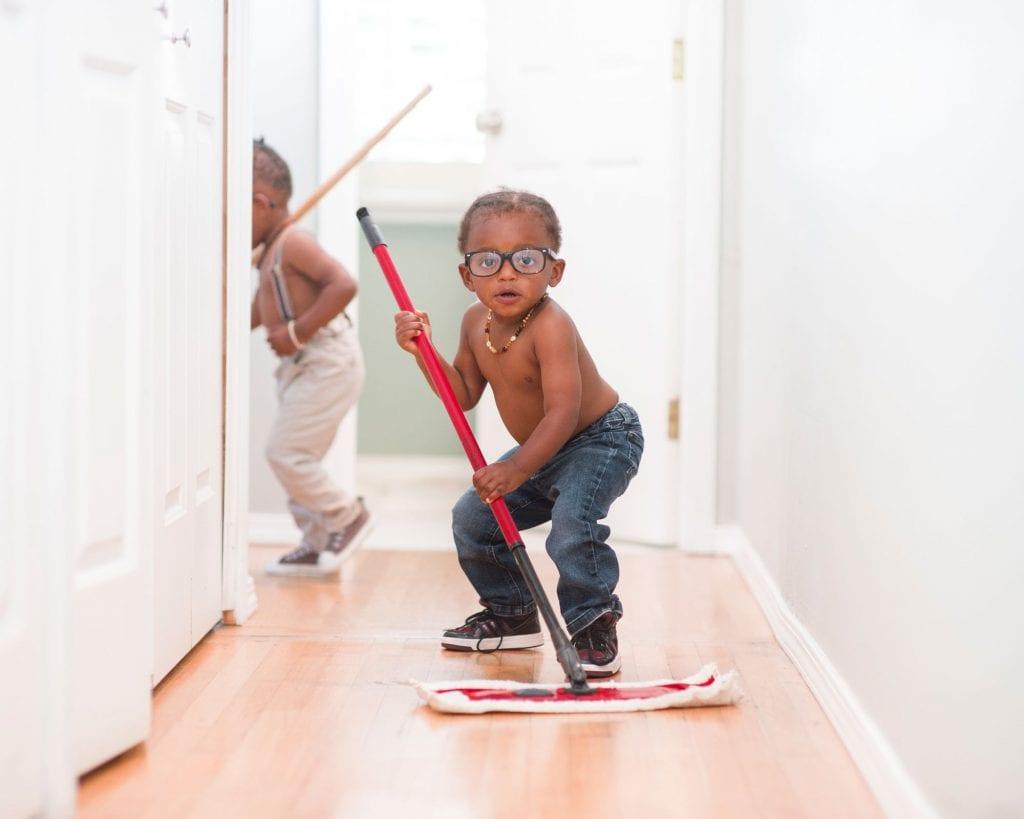 social skills chores