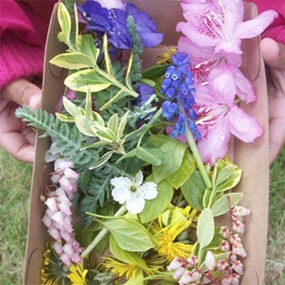 Make a Blooming Bookmark