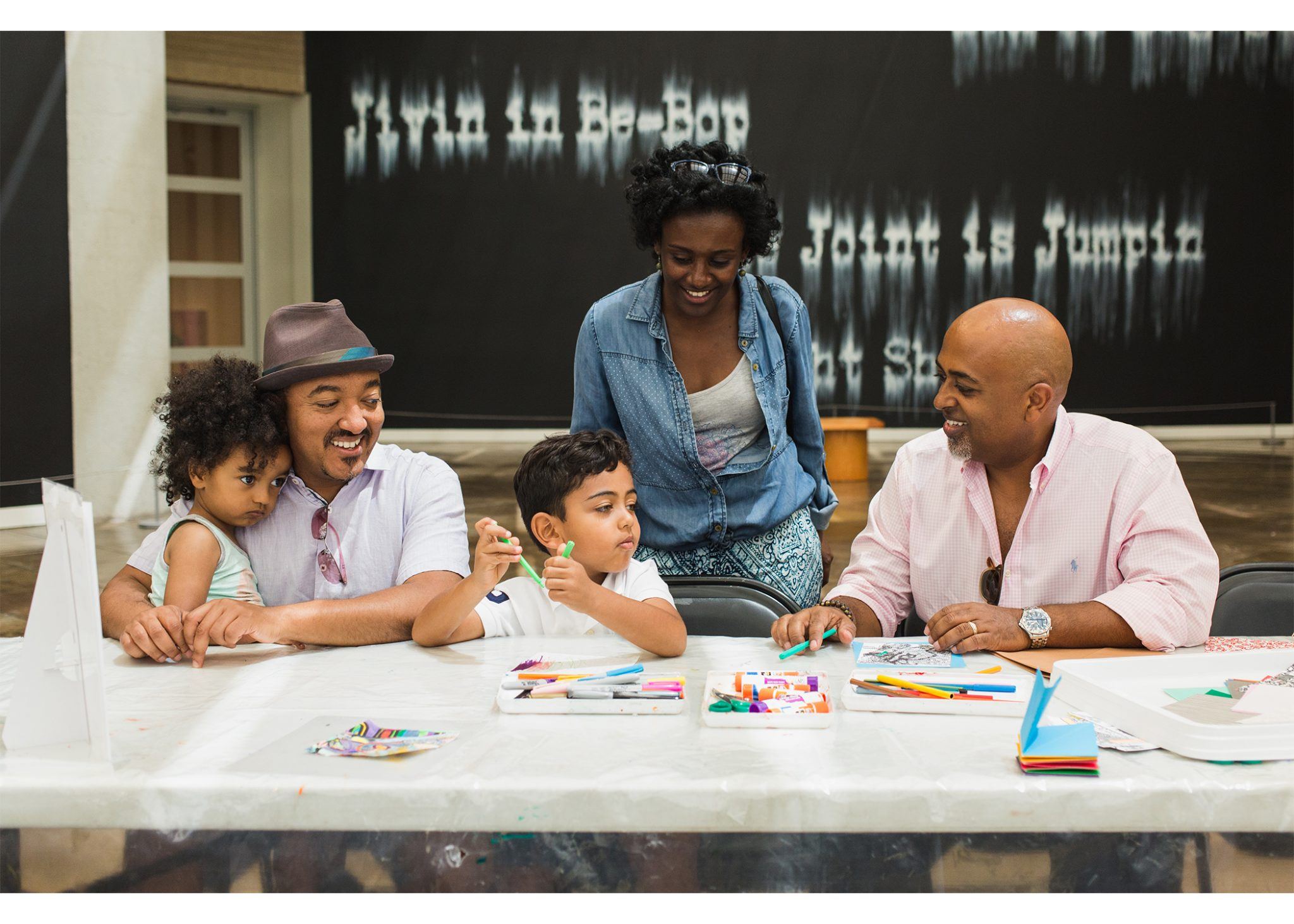 California African American Museum: Build a Mothership