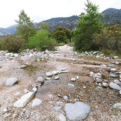 Eaton Canyon Trails are Open