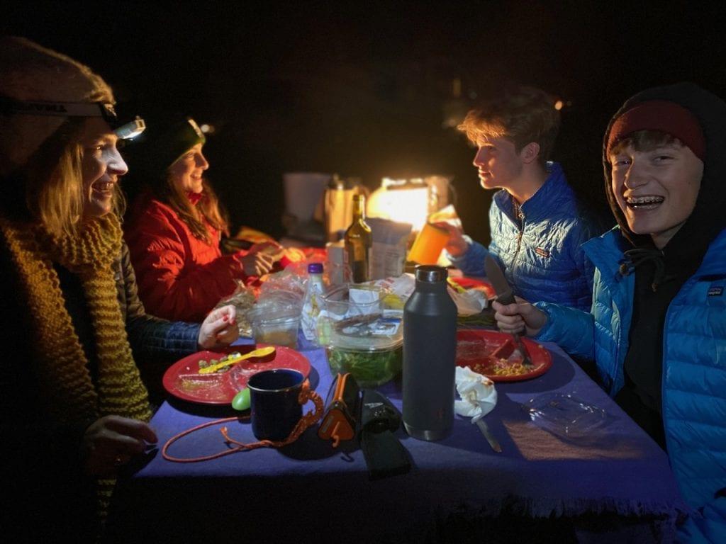 summer fun camping