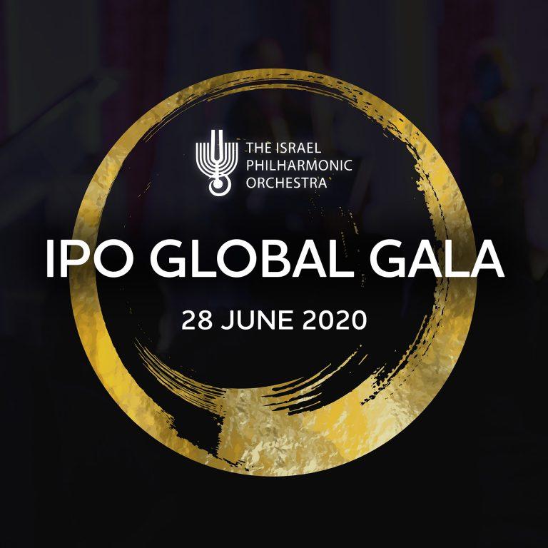 Israel Philharmonic Orchestra Global Virtual Gala