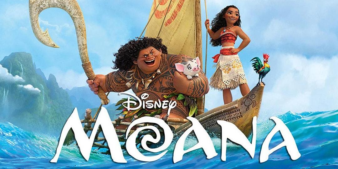 Dana Point Harbor Drive-in Movie - Moana