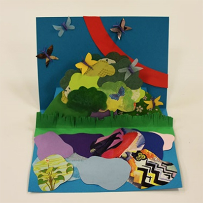 Norton Simon Art Project: Pop-up Summer