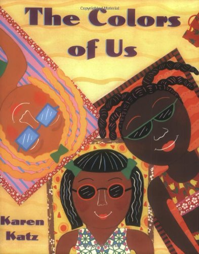 Anti-Racism Read Aloud - 'The Colors of Us'