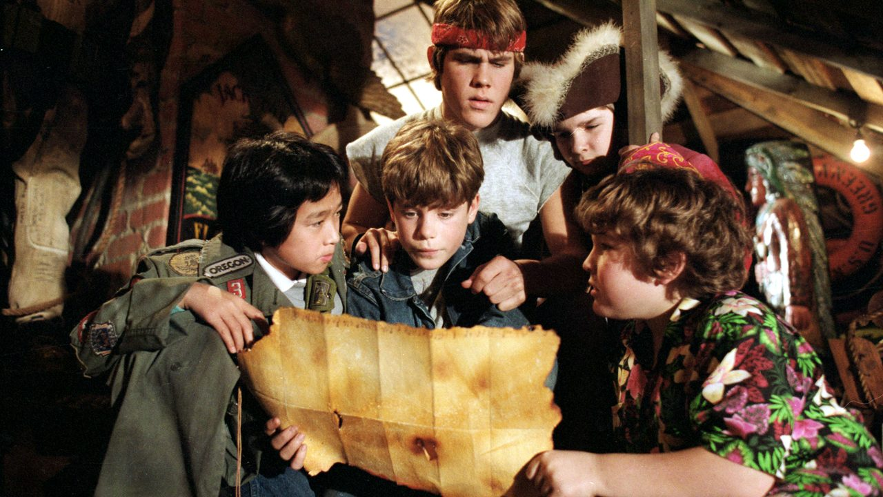 Tribeca Drive-in at the Rose Bowl: The Goonies