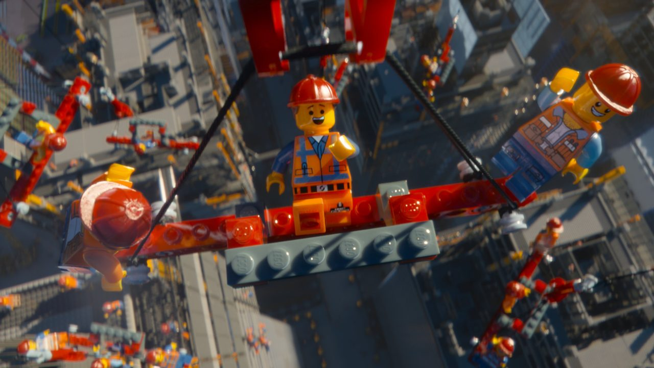 Tribeca Drive-in at the Rose Bowl: The Lego Movie