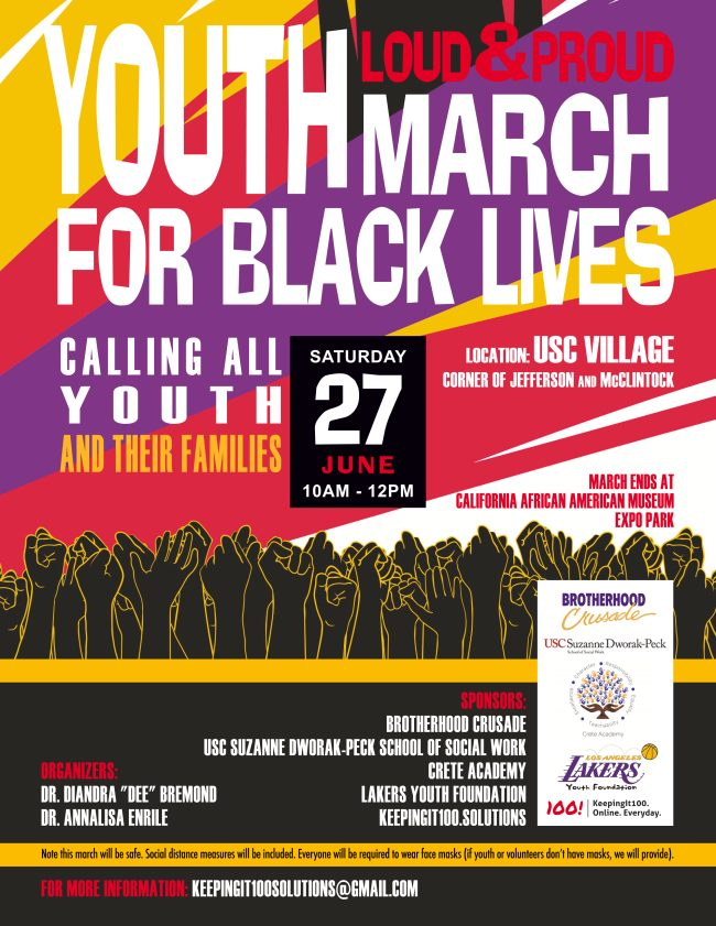 Youth March for Black Lives