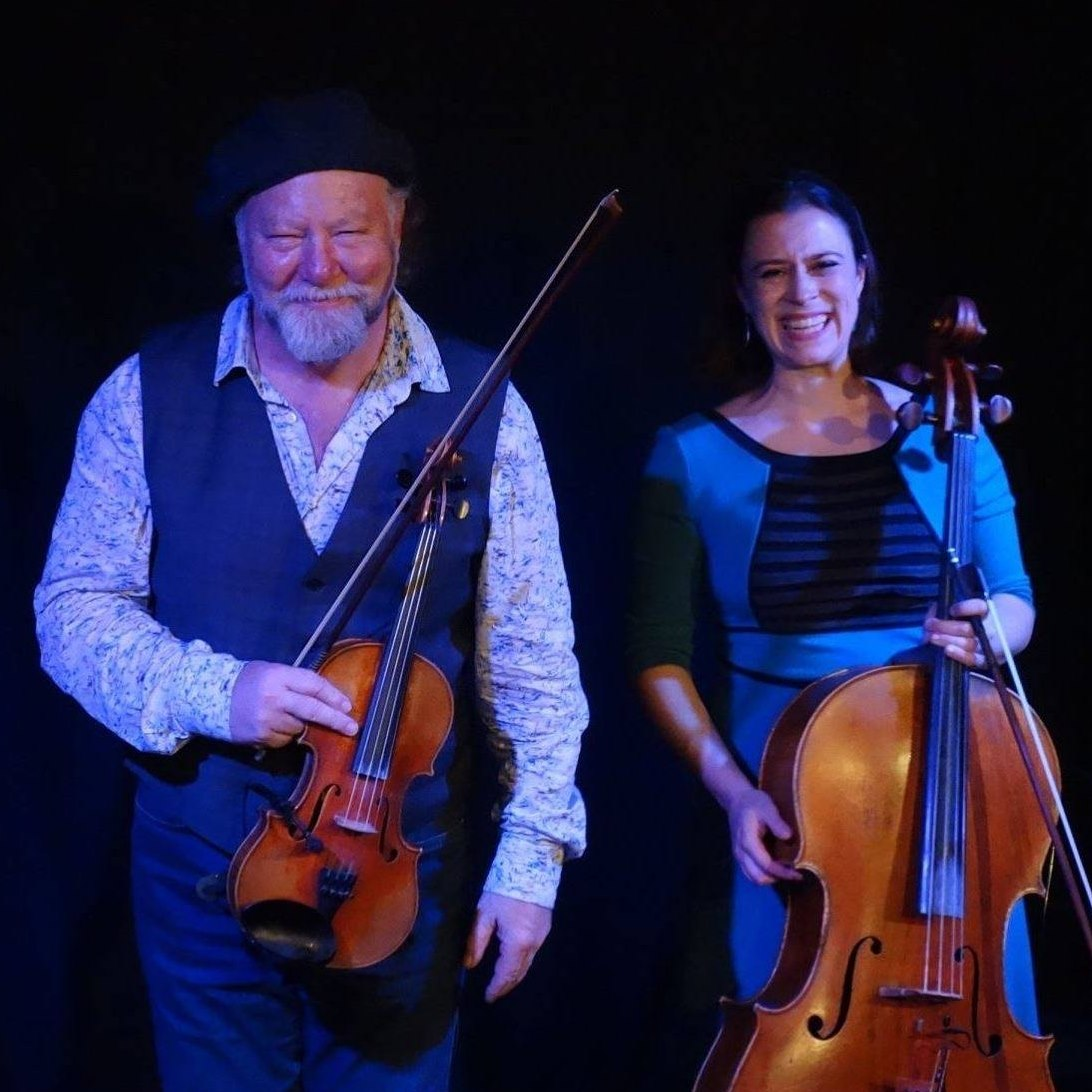 Library of Congress Homegrown Concert - Alasdair Fraser and Natalie Haas
