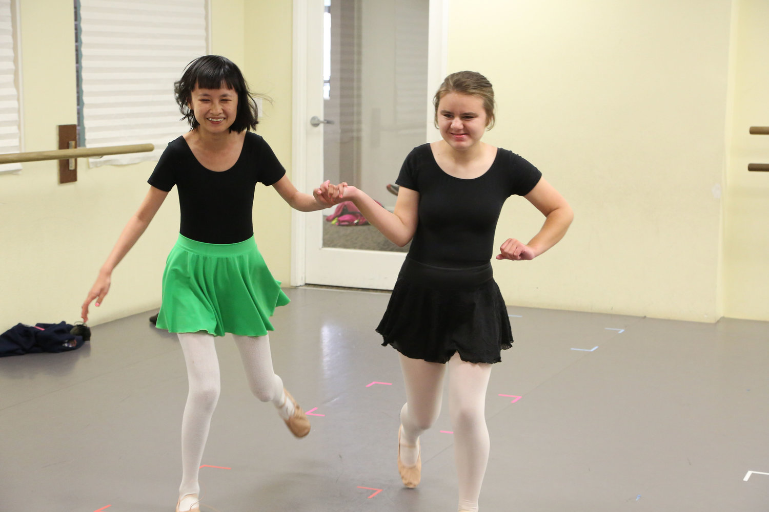 Builder Bees Class with Ballet for All Kids