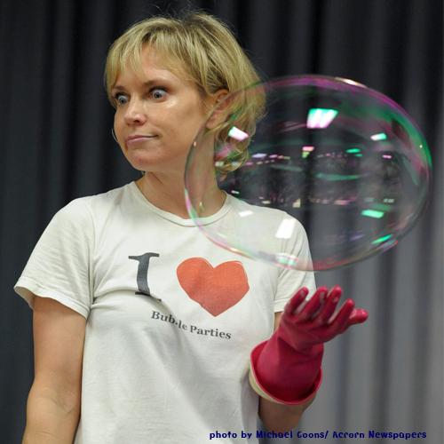 The Best Bubble Show