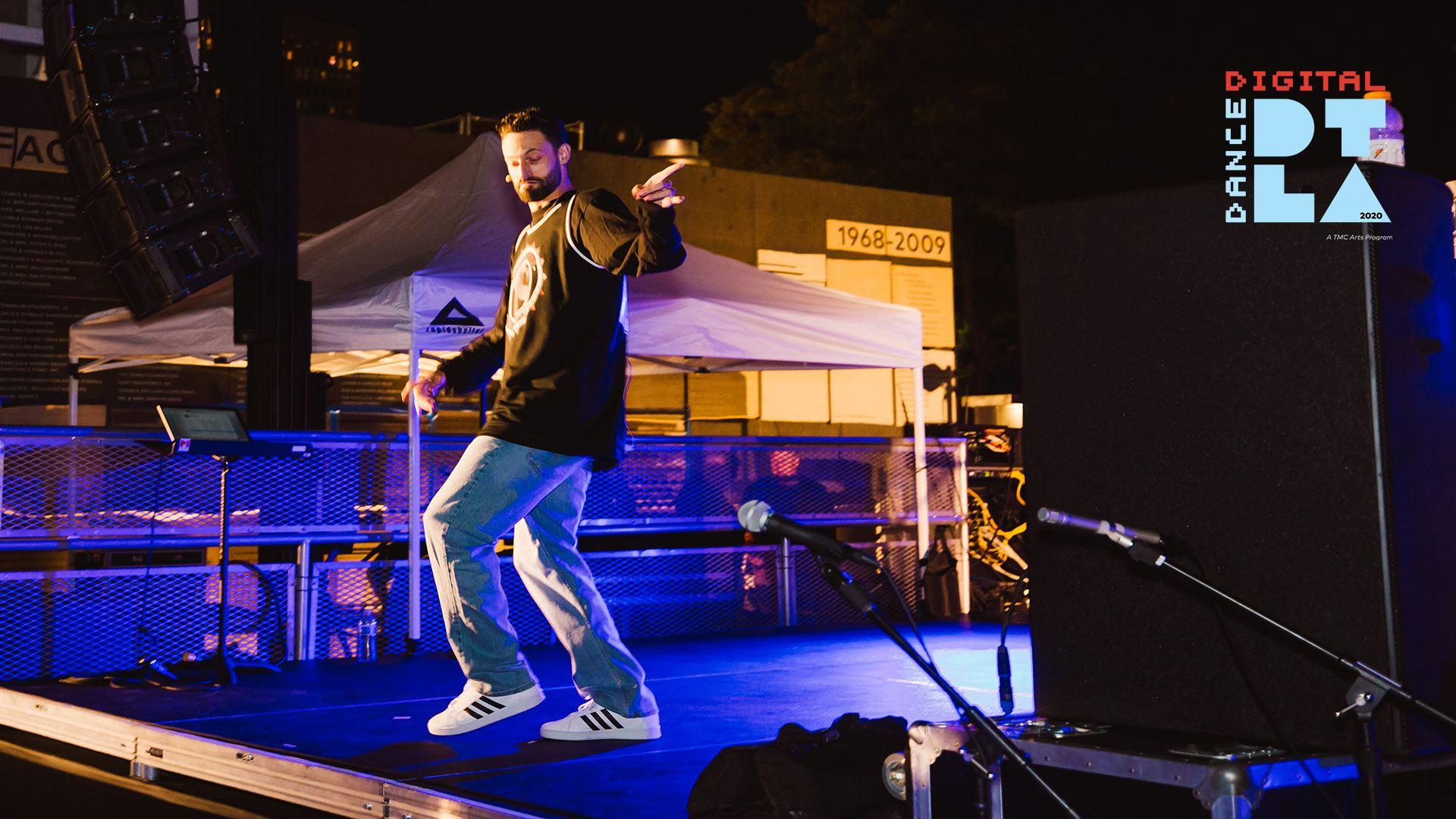 The Music Center's Digital Dance DTLA: Motown