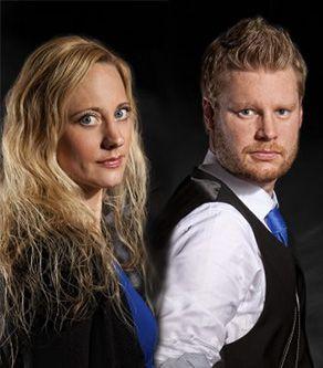 Library of Congress Homegrown Concert - Emma Björling and Petrus Johansson