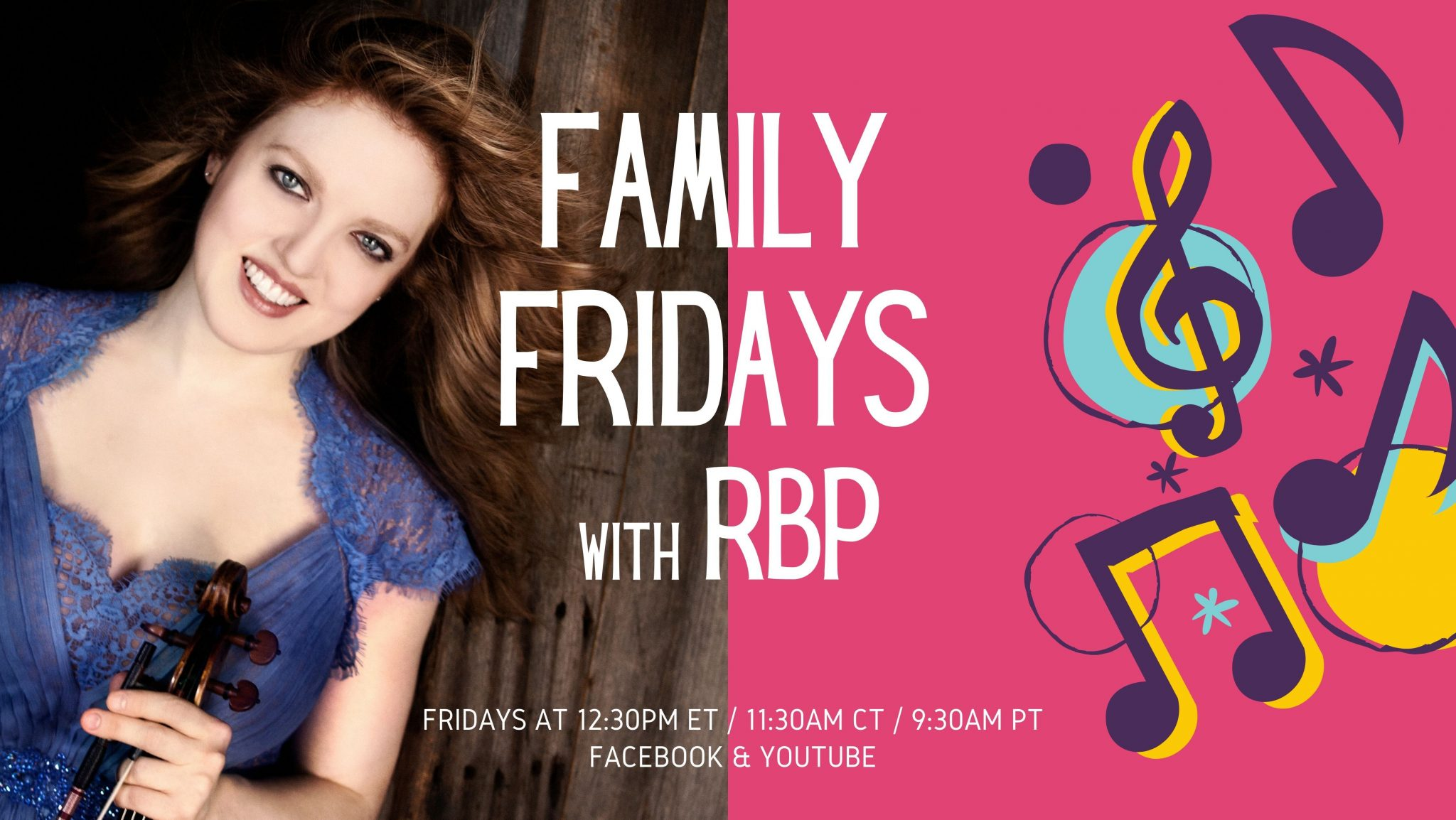 Family Fridays with RBP: Sounds of the Guitar