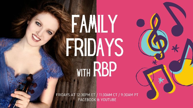 Family Friday with RBP