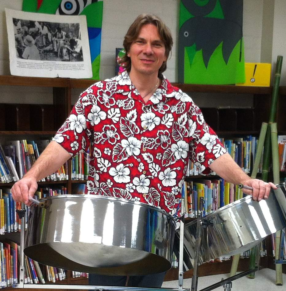 Dig These Drums with Joseph Peck