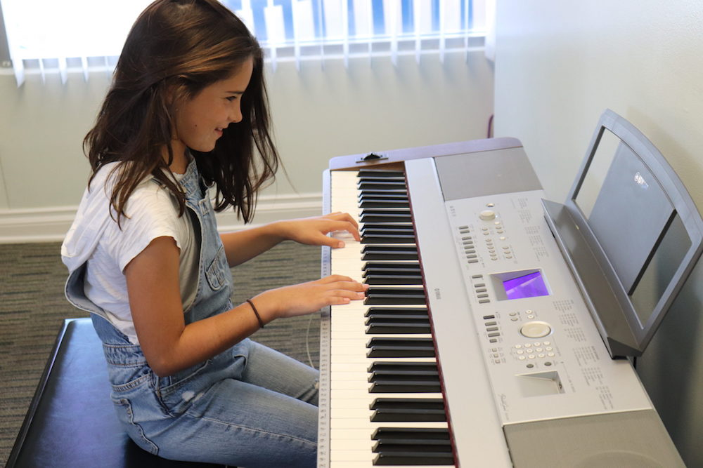 Free Introductory Music Rhapsody Piano Session