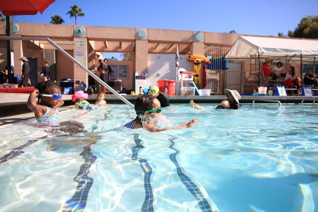 Rose Bowl Swim Lessons