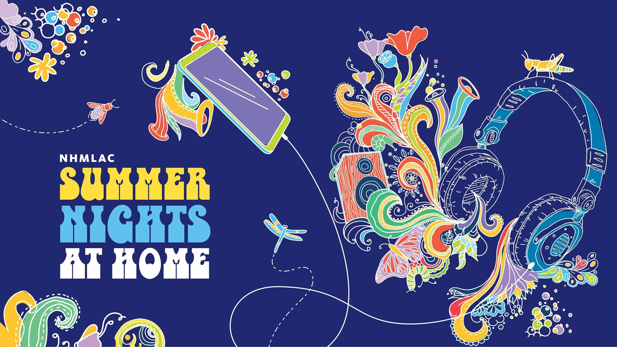 Natural History Museum Summer Nights at Home